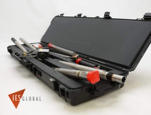 image of IES global's series 400 fast gauge used for downhole insight in the oil industry